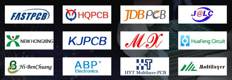 PCB China Manufacturers in ALLPCB.com