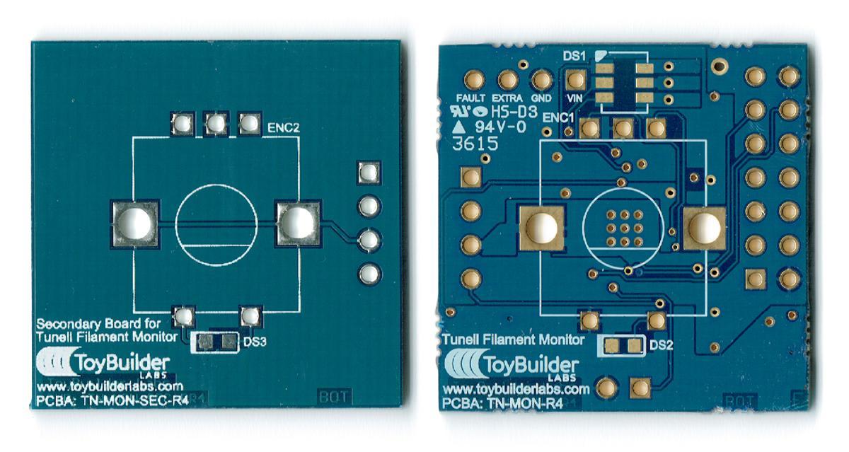 PCB printing comparison