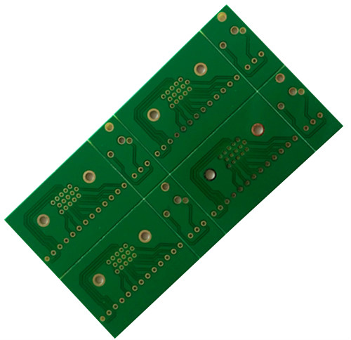 1 layer PCB manufacturing