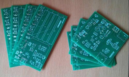 large custom PCB