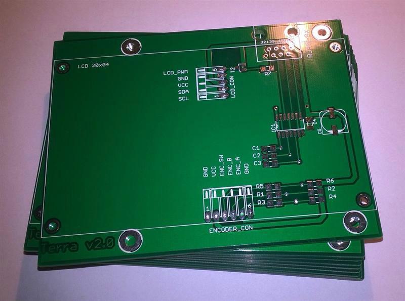 PCB print order