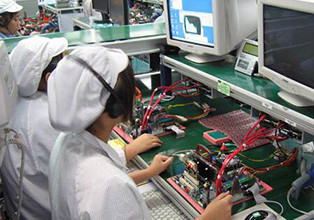 China prototype PCB board