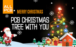 Christmas, ALLPCB, special offer