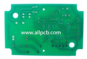 1 Layer PCB Prototype