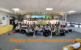 4th anniversary, ALLPCB